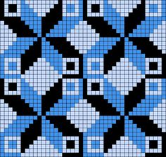 Artwork by at Grid Paint. Diy Crochet Patterns, Tapestry Crochet Patterns, Bead Loom Patterns, Lace Patterns, Graph Paper Drawings, Graph Paper Art, Knitting Charts, Knitting Patterns, Cross Stitch Designs