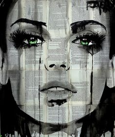 true Drawing by Loui Jover Newspaper Art, Tinta China, Illustration, Human Art, Love Art, Art Inspo, Amazing Art, Saatchi Art, Art Photography