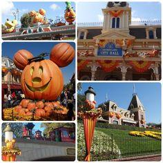 Halloween Time Decor at the Disneyland Resort - #HalloweenTime