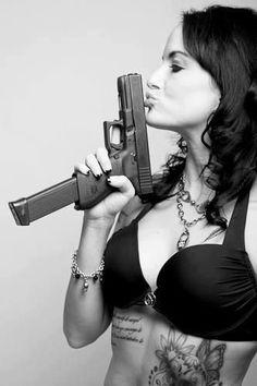 oh my g...glock