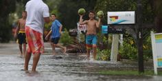 How Tropical Storm Emily surprised Florida #U_S_A_ #iNewsPhoto