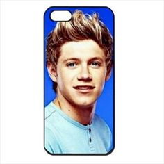 Cute Niall Horan One Direction Collectible iPhone 5S, 5, 4/S Seamless Case - $19.98