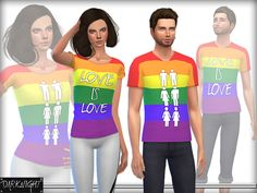 The Sims Resource: Love is Love by DarkNighTt • Sims 4 Downloads