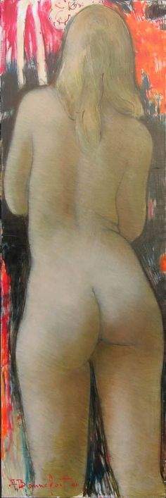 Alain Bonnefoit, 1937 ~ Sumi-e style painter   Tutt'Art@   Pittura * Scultura * Poesia * Musica  