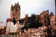 Zdjęcie numer 33 w galerii - Polskie miasta w powojennej ruinie. Unikatowe zdjęcia amerykańskiego studenta