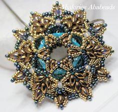 Colgante Zonnetje - #bead #pearl #pendant