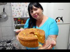 Bolo De Milho De Latinha Com Coco Da Cris ! - YouTube