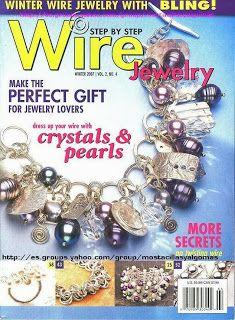 Step by Step Wire Jewelry - REVISTAS DE MANUALIDADES GRATIS