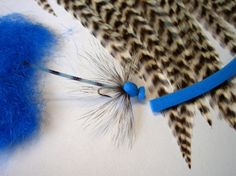 Braided Butt Damsel Adult | Fly Tying patterns | Fly dreamers