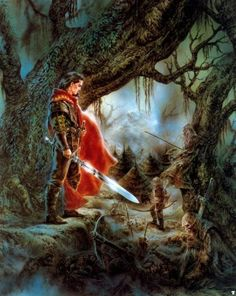 Luis Royo - Fantasy Art Fanatics