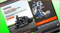 Can-Am: Termine der Spyder Experience Tour 2016 Für Testfahrten, Trainings und das Kennenlernen der neuen Can-Am Spyder F3 und F3-T bietet Can-Am-Importeur BRP Germany vom 9. April bis 3. Juli nicht weniger als 8 Termine der Spyder Experience Tour 2016 in ganz Deutschland und Österreich http://www.atv-quad-magazin.com/aktuell/can-am-termine-der-spyder-experience-tour-2016/ #CanAm #CanAmSpyder #Roadster #Testfahrt #Training #Fahrertraining Can-Am: Termine der Spyder Experience Tour 2016