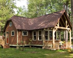 Breathtaking Tips to create your ideal log cabin in the woods or next to a creek. A peaceful environment to escape from our fast pace life.