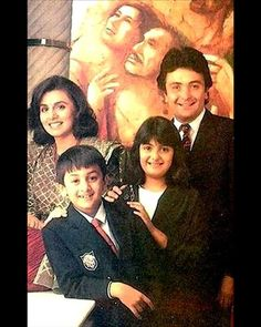 Happy Birthday To Our Sawaariya! Check Out 16 Rare And Childhood Pictures Of Ranbir Kapoor.
