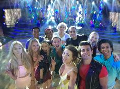 Watch Ross Lynch and the 'Teen Beach 2' Cast Perform 'Gotta Be Me' on 'Dancing With the Stars'