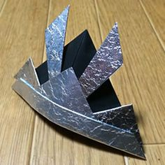 折り紙「かぶとの折り方 完成」 End Of Winter, Winter Kids, Child Day, Origami, Coasters, Crafts For Kids, Holiday, Handmade, Travel