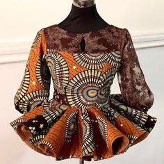 Short African Dresses, South African Fashion, Latest African Fashion Dresses, African Print Dresses, African Print Fashion, Africa Fashion, African Blouses, Ankara Fashion, Tribal Fashion