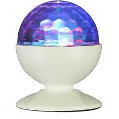 Discolampa LED | Clas Ohlson Zeppelin, Snow Globes, Bulb, Party, Home Decor, Lava Lamp, Decoration Home, Room Decor, Onions