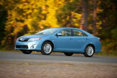 The 2014 Toyota Camry Hybrid starts at $27,140.