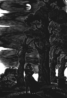 Wuthering Heights, Fritz Eichenberg
