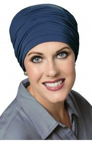 Luxury Bamboo Hat - Sophisticate Turban by Cardani®