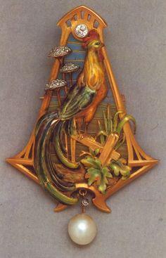 René Jules Lalique 2 - nejlon