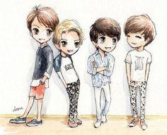 little haven of a fangirl Cnblue, Minhyuk, Kang Min Hyuk, Lee Jong Hyun, Korean Music, Korean Drama, Jung Yong Hwa, Lee Jung, Little Haven