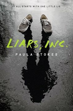 Liars, Inc., Paula Stokes