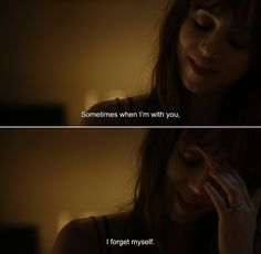 ― In Your Eyes (2014)Rebecca: Sometimes when I'm with you, I forget myself.