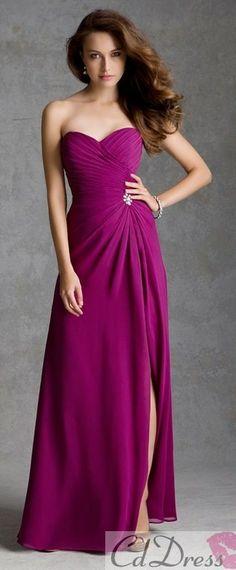 Slenderizing Wedding Dresses Over 50 Lace 1950s 1283