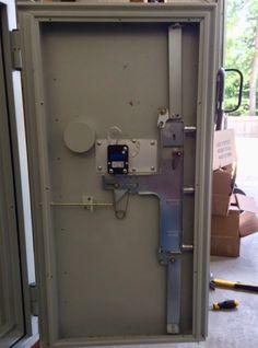 Eddie and Sons Locksmith - commercial locksmith Brooklyn, NY Safe Door, Safe Vault, Master Key, Door Locks, Vaulting, Welding, Door Handles, People, Key Chains