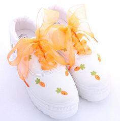 Size here: please check your foot length, choose the size what you take! Kawaii Shoes, Kawaii Clothes, Harajuku Fashion, Kawaii Fashion, Harajuku Mode, Crazy Shoes, Me Too Shoes, Sock Shoes, Shoe Boots