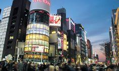 Em Tóquio, pontos turísticos escondem delícias - Jornal O Globo