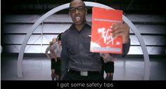 Virgin America Safety Tips