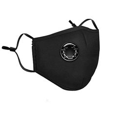 Washable Reusable N95 Anti Air Pollution Face Mask with Respirator &2 Filters: Amazon.com.au: Home Improvement
