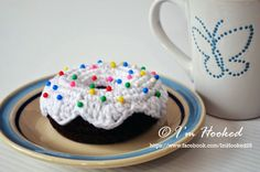 Belle's Blog & Boutique: 10 Free Pincushion Crochet Patterns