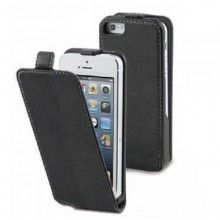 Funda iPhone 5C Muvit - Slim Negra con Film Protector  AR$ 108,53