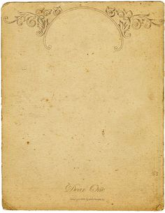 Playing with an old Texture. Old stationery