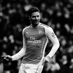 Olivier giround, Arsenal FC