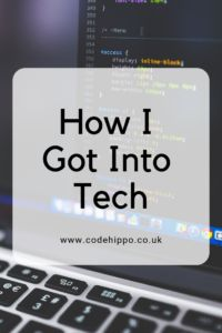 Something that I love reading about is how people got into tech. Everyone has a different journey. So I thought I'd share how I became a software engineer. Python Programming, English Writing, Learn To Code, I Love Reading, Linux, Engineering, Coding, App, Technology