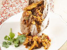 From the YOU kitchen: chicken bunny chow with rye bread