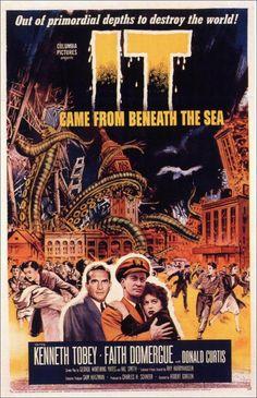 clasicofilm: Surgió del fondo del mar (1955) DVD