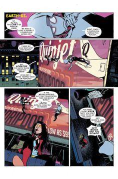 Preview: SPIDER-GWEN #7 - Comic Vine