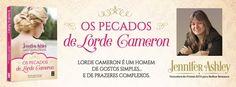 Sinfonia dos Livros: Novidade TopSeller | Os Pecados de Lorde Cameron |...