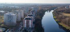 Pardubice jak je neznáte. Podívejte se na město z telefonní ústředny | Pardubice Lab, River, Outdoor, Cinema, Outdoors, Labs, Outdoor Games, The Great Outdoors, Labradors