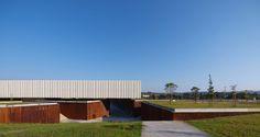 Edifício Central do Parque Tecnológico de Óbidos | Arquiteto Jorge Mealha
