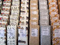 Chocolataria Equador – Lisboa | Essas embalagens... um charme!