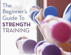 "Check out new work on my @Behance portfolio: ""The Beginners Guide to Strength…"