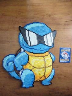 Pokemon Perler Beads Pokemon Perler Beads — here's a big . Pokemon Perler Beads Pokemon Perler Beads — here's a big . Pyssla Pokemon, Hama Beads Pokemon, Diy Perler Beads, Nintendo Pokemon, Perler Bead Designs, Hama Beads Design, Melty Bead Patterns, Pearler Bead Patterns, Perler Patterns