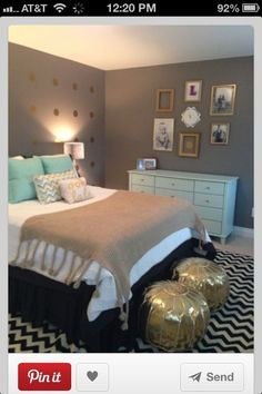 New bedroom | - http://idea4homedecor.com/new-bedroom/ -#home_decor_ideas #home_decor #home_ideas #home_decorating #bedroom #living_room #kitchen #bathroom #pantry_ideas #floor #furniture #vintage #shabby