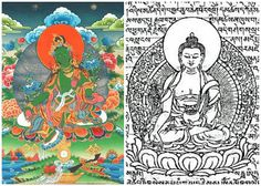 Monday (4/AUG/2014): GREEN TARA and MEDICINE BUDDHA DAY, 8th lunar day. Every positive and negative actions multiplied 100 times.